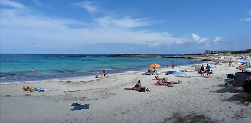 plage ses canyes