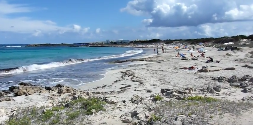 ses canyes plage